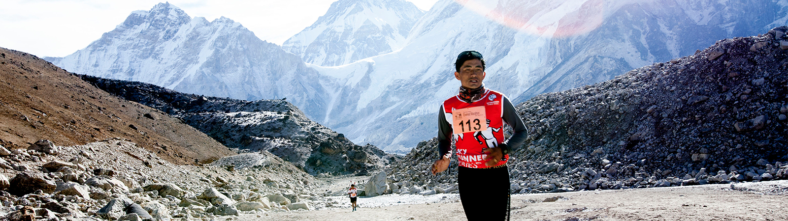 Bhim Gurung, a Nepali Trail runner inducted in Everest Marathon hall of Fame