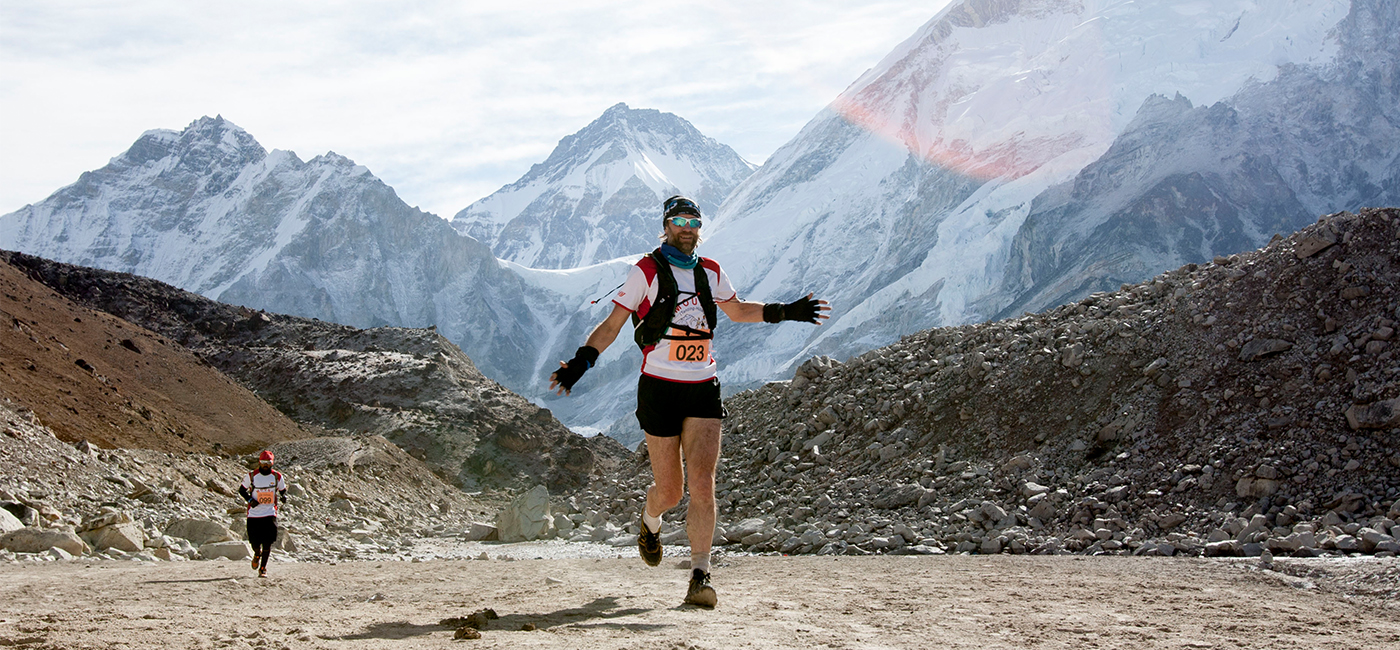 Everest Marathon- 2016
